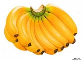 香蕉的养生功效