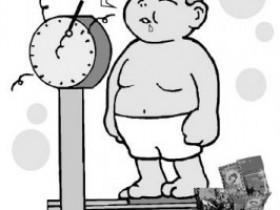 秋季肥胖者应当心