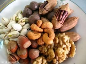 冬至养生多吃些坚果