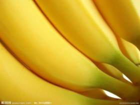 香蕉美容防干燥嫩肤又美白
