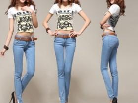 牛仔裤对女人的七大伤害