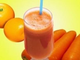 四种蔬菜汁的保健功效