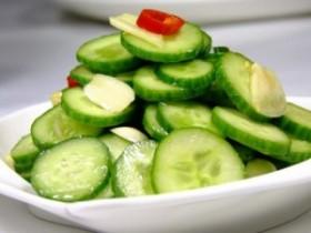 夏天防中暑蔬菜大推荐