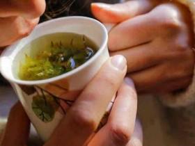 排毒减重小偏方!春天必尝薄荷绿茶