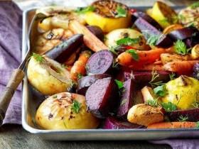 喜欢烤蔬菜 焦香味 蔬菜怎么吃最营养