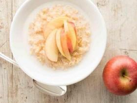 想减肥不是只少吃多动,苹果粥清甜消脂