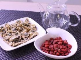 重振男性雄风~韭菜、枸杞天然壮阳药,顾肝肾