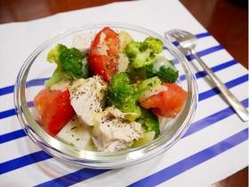 减肥吃水煮餐有技巧  营养师不藏私食谱公开