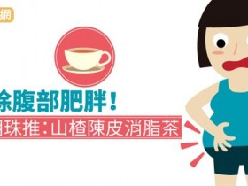 消除腹部肥胖!吴明珠推:山楂陈皮消脂茶