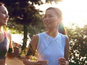 想要跑步减肥 学会科学呼吸法