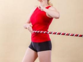 呼啦圈减肥有用吗 呼啦圈减肥3个原则