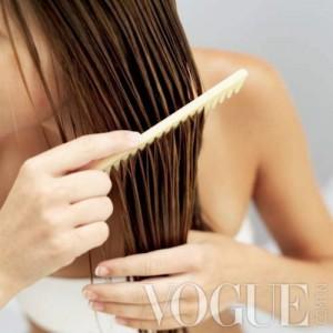 油性头发如何保健?