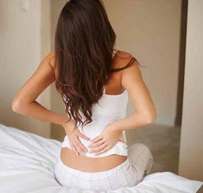 月经来,腰好酸!2药膳补肾比捶打法更有效