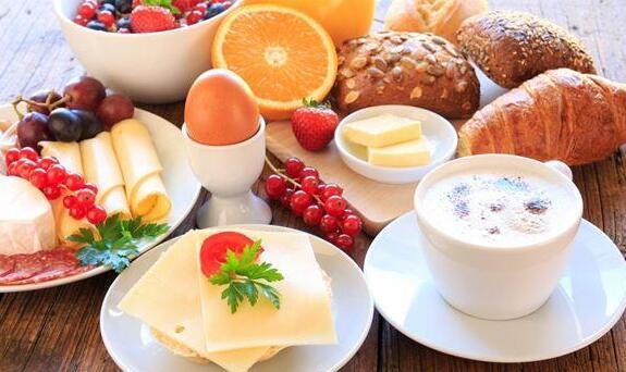 春暖花开好想睡~吃对早餐,活力好