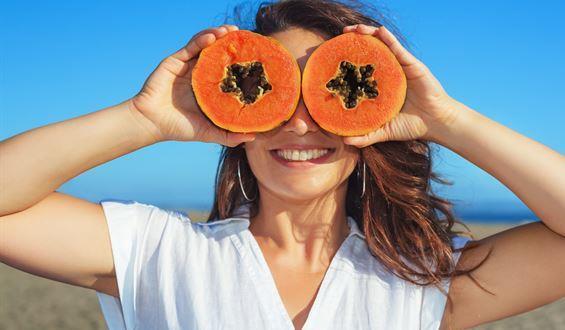 木瓜抗老助减重 吃对时间效果加倍