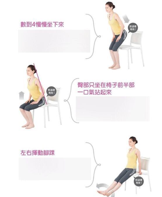 腰痛、走路常跌倒…臀部肌力不足!3分钟臀操健康瘦
