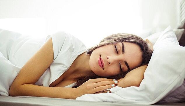 最简单舒服的减肥方式:睡着也能瘦!