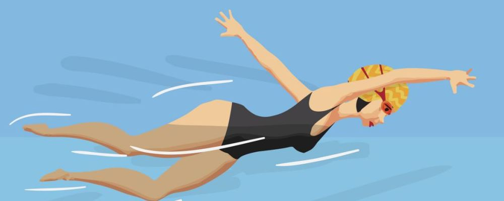 最好 游泳 夏季 选择 减肥 运动 一些 时间 如果 这种 我们 身体